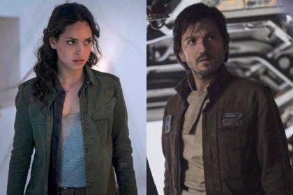 Star Wars: Adria Arjona ficha por las serie de Cassian Andor en Disney+