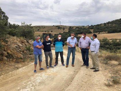 La DPT cumple con la conservación en los caminos rurales, que permitirá mantener estas vías en más de 85 municipios