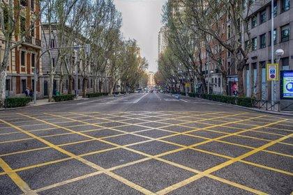 Las calles Princesa y Ventura Rodríguez tienen ya aceras más amplias y accesibles, nuevo arbolado y alumbrado eficiente