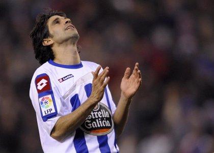 Fran y Valerón trabajarán con la cantera del Deportivo