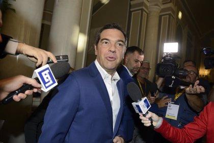 Grecia/Turquía.- Tsipras pide al Gobierno evitar las prospecciones turcas y dice confiar en las Fuerzas Armadas griegas