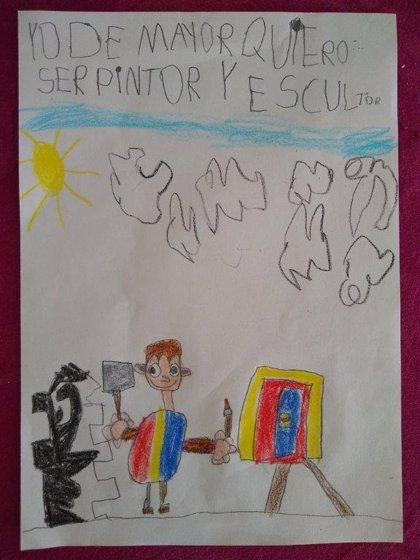 Niños de Palma pasarán un día con la Policía Local como premio por participar en concursos de dibujo y relatos