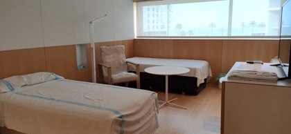 El Govern valora volver a habilitar el Hotel Meliá Palma Bay para acoger a personas en aislamiento