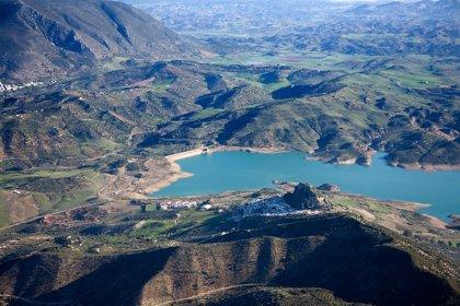 Los embalses del Guadalquivir bajan al 37,5% de capacidad y los de la Cuenca Mediterránea Andaluza al 50,8%