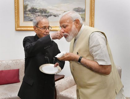India.- El expresidente de India Pranab Mujerji, positivo por coronavirus, se encuentra en estado crítico