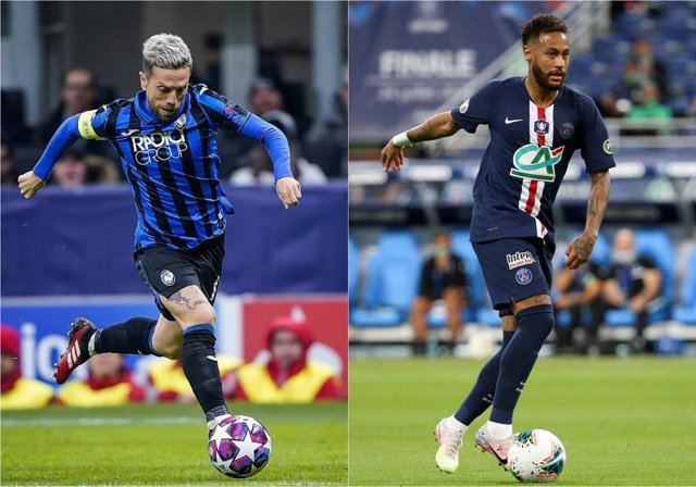 Fútbol/Champions.- Previa del Atalanta - PSG