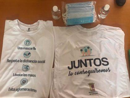 Una red de jóvenes voluntarios de Calatayud concienciarán en la prevención de la COVID-19