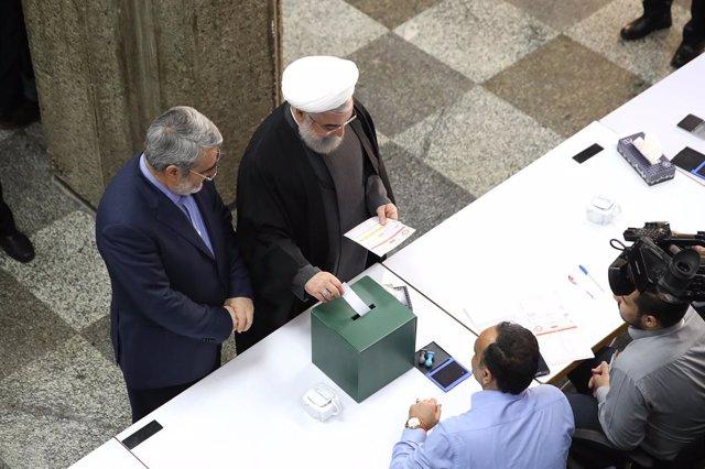 Irán.- Irán celebrará el 11 de septiembre la segunda vuelta de las parlamentaria