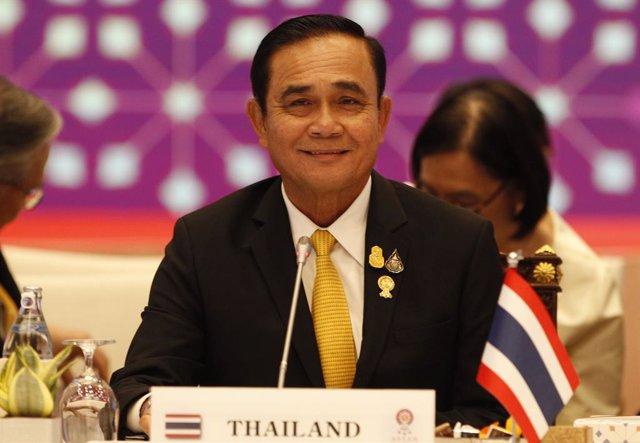 Tailandia.- El primer ministro de Tailandia arremete contra los manifestantes y