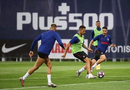 Thomas Partey entrena con el grupo y podría llegar a tiempo ante el Leipzig