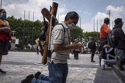 Coronavirus.- Mexico roza el medio millón de contagio y los 55.000 muertos por la COVID-19