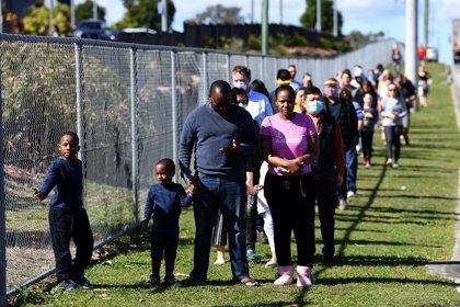 Coronavirus.- Australia bate un nuevo récord diario al registrar 21 fallecidos en el estado de Victoria