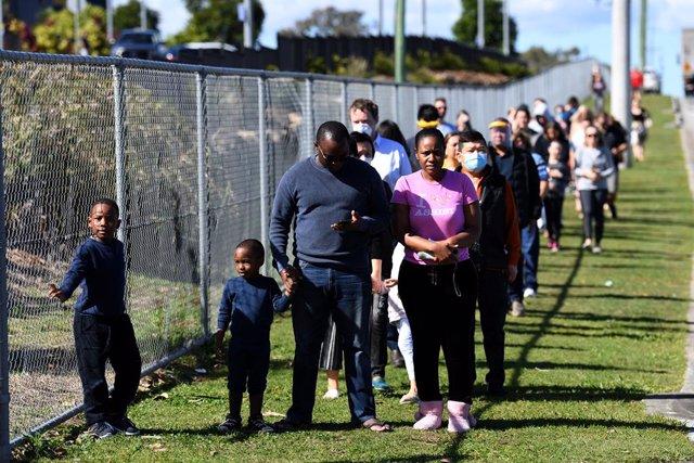 Coronavirus.- Australia bate un nuevo récord diario al registrar 21 fallecidos e