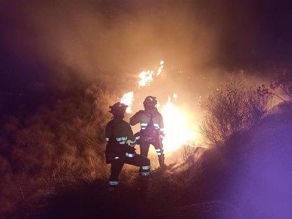 Extinguido el incendio de la Sierra de La Carrasquilla (Lorca), que ha afectado a 44,7 has. de terreno forestal