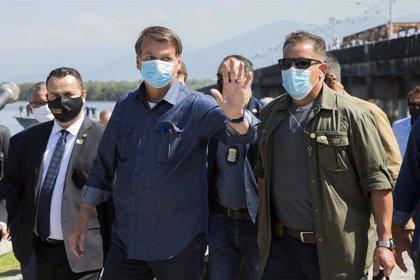 """Brasil.- Bolsonaro llama a los países amazónicos a """"resistir"""" frente a la """"mentira"""" de los incendios en la selva"""