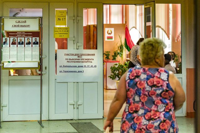 Bielorrusia.- Detenidos varios supuestos organizadores de las protestas contra l