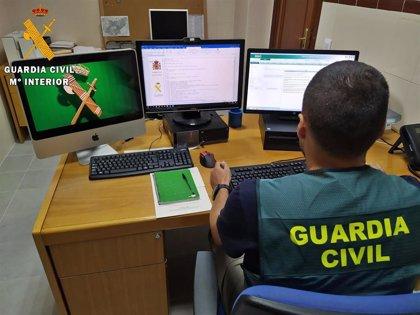 Cinco detenidos en Valencia por estafar 34.000 euros a una empresa agropecuaria de Tierra de Barros