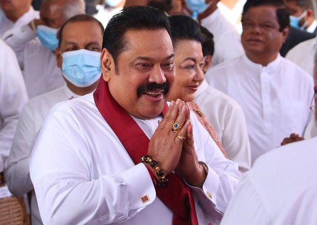 Sri Lanka.- Rajapaksa instaura su nuevo Gobierno tras ganar las elecciones parla