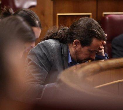 """El PP recurre a la hemeroteca para exigir la dimisión de Pablo Iglesias: """"Tic, tac, tic, tac.."""""""