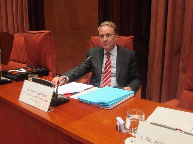 Roger Loppacher, president del CAC (arxiu)