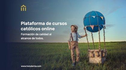 Holydemia: nueva plataforma de formación católica online