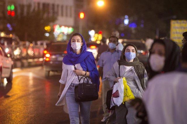 Coronavirus.- Irán registra más de 2.500 nuevos positivos y supera los 333.000 d