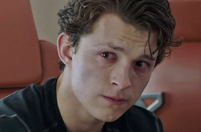 Tom Holland es Peter Parker en Spider-Man: Lejos de casa