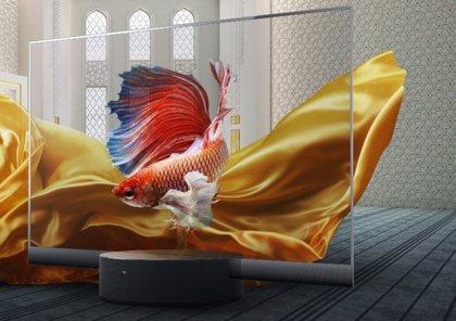 Portaltic.-Xiaomi presenta su televisor con pantalla transparente Mi TV Lux y el teléfono Redmi K30 Ultra, con 120Hz