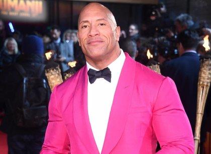 Dwayne 'The Rock' Johnson es el actor mejor pagado de Hollywood por segundo año consecutivo