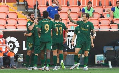 El Athletic tiene seis positivos y Osasuna confirma el de Jagoba Arrasate