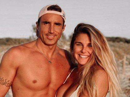 Hugo Sierra e Ivana Icardi, más enamorados que nunca, disfrutan de su primer verano juntos