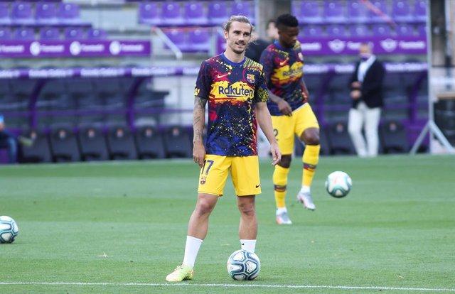 """Fútbol/Champions.- Griezmann: """"Tenemos ganas y confianza y sabemos lo que hay qu"""