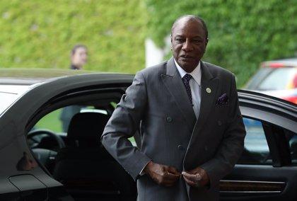 Guinea.- Condé firma un decreto fijando el 18 de octubre como fecha para las elecciones presidenciales en Guinea