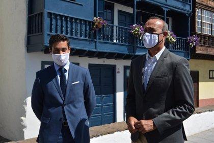 El Gobierno de Canarias invertirá 1,5 millones para consolidar La Palma como destino competitivo de ocio activo