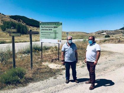Inversión de 140.000 euros para mejorar los accesos a núcleos de población de Santiago-Pontones