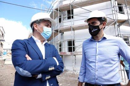 Las 44 viviendas sociales de El Tablero estarán finalizadas en junio de 2021