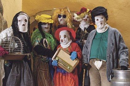 Montánchez (Cáceres) solicita que su carnaval Jurramacho sea declarado Fiesta de Interés Turístico Regional