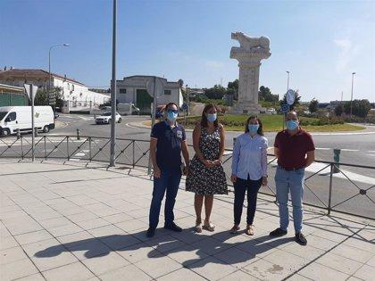 La Junta mejorará la señalización de las carreteras A-305 y A-3125 en Baena