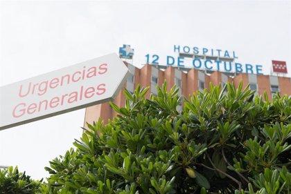 El 12 de Octubre, el hospital con más pacientes Covid seguido del de Móstoles y el Marañón