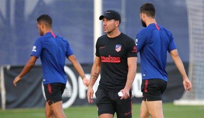 """Simeone: """"No es importante ganar, es lo único que hay"""""""
