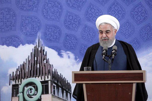 Irán.- El Parlamento de Irán rechaza el candidato de Rohani al Ministerio de Com