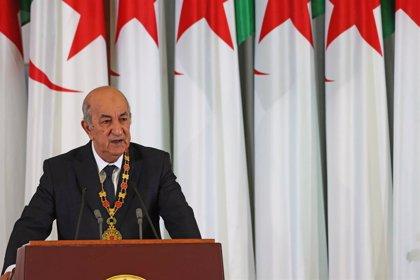 """El presidente de Argelia denuncia un """"complot"""" contra la estabilidad del país por parte de """"fuerzas de inercia"""""""