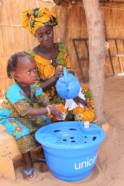 Dos de cada cinco escuelas de todo el mundo carecen de medios para lavarse las manos