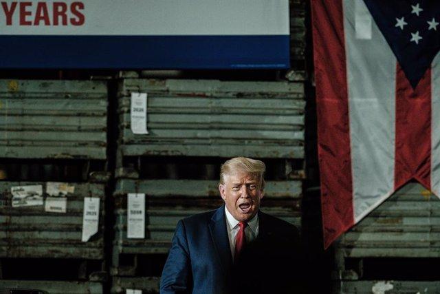 EEUU.- Trump insiste en la vuelta a las aulas y anuncia una dotación de 125 mill