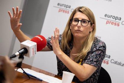"""Artadi (JxCat) pide a Sánchez e Iglesias ser """"hombres de estado"""" y niega que haya mesa de diálogo real"""