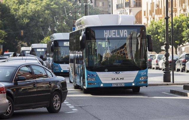 Nuevo autobús urbano de Huelva