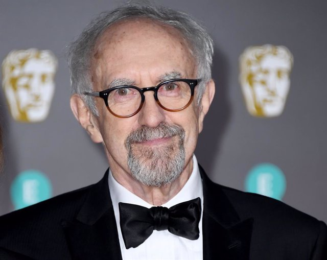 Jonathan Pryce attends the EE British Academy Film Awards 2020 at Royal Albert Hall on February 02, 2020 in London