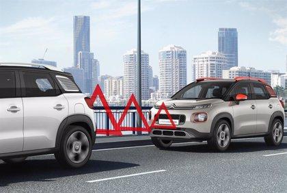 Citroën adapta el diseño de sus vehículos a la protección de los peatones
