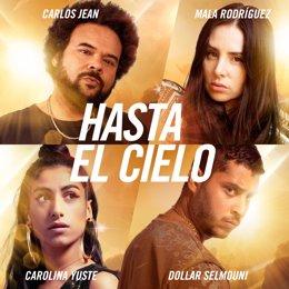 Carlos Jean, Mala Rodríguez, Dollar Selmouni y Carolina Yuste interpretan el tema principal de 'Hasta el cielo'