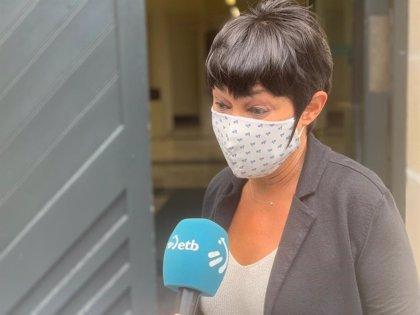 """EH Bildu defiende el """"cordón sanitario"""" a Vox en el Parlamento"""